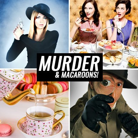 Murder Mystery Afternoon Tea